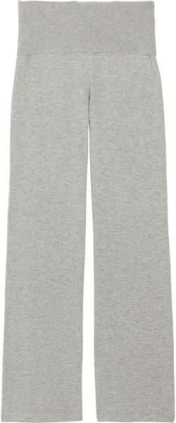 Donna Karan New York Stretch Cashmere-blend Track Pants - Lyst