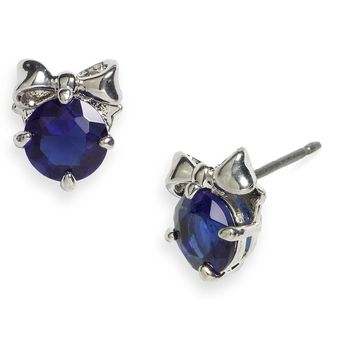 Juicy Couture Royal Couture Stud Earrings (nordstrom Exclusive) - Lyst