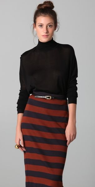 Marc By Marc Jacobs Sheila Solid Sweater - Lyst
