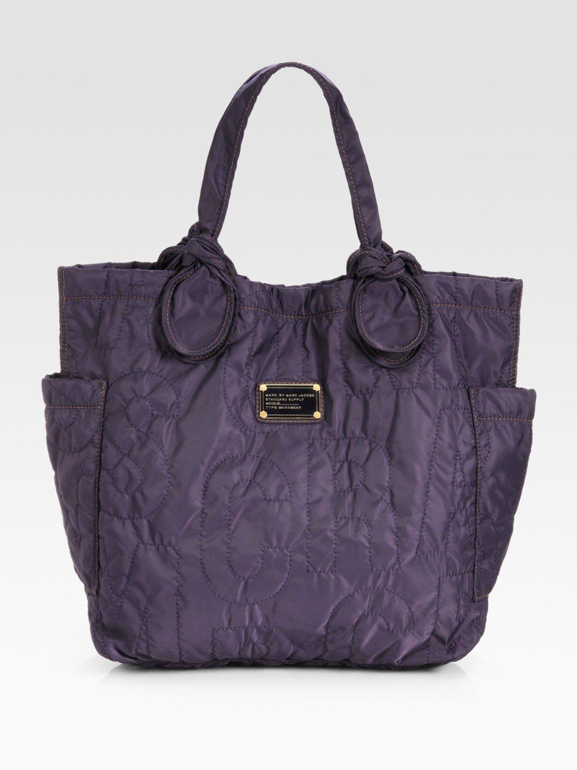 bf3f4f92acc2 Marc By Marc Jacobs Pretty Nylon Medium Tate Tote Bags | Stanford ...