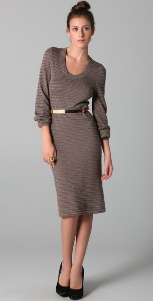 Marc By Marc Jacobs Marilyn Sweater Dress - Lyst