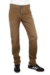 J Brand J Brand Kane Aged Twill Slim Straight Leg in Aged Dune in Khaki for Men - Lyst