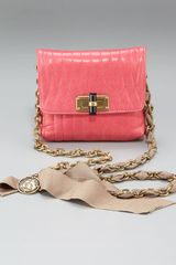 Lanvin Mini Happy Crossbody Bag - Lyst