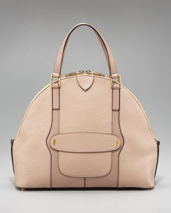 Marc Jacobs The Bowery Satchel, Taupe - Lyst