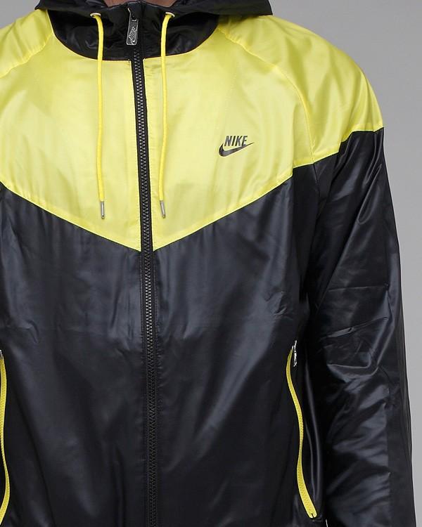 875ee4ffb3 Lyst - Nike Windrunner Jacket in Black for Men