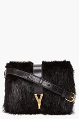 Yves Saint Laurent Chyc Small Flap Bag - Lyst