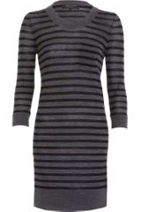 Rag & Bone Hamilton Dress -asphalt/black - Lyst