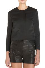 3.1 Phillip Lim Cropped Jacket - Lyst