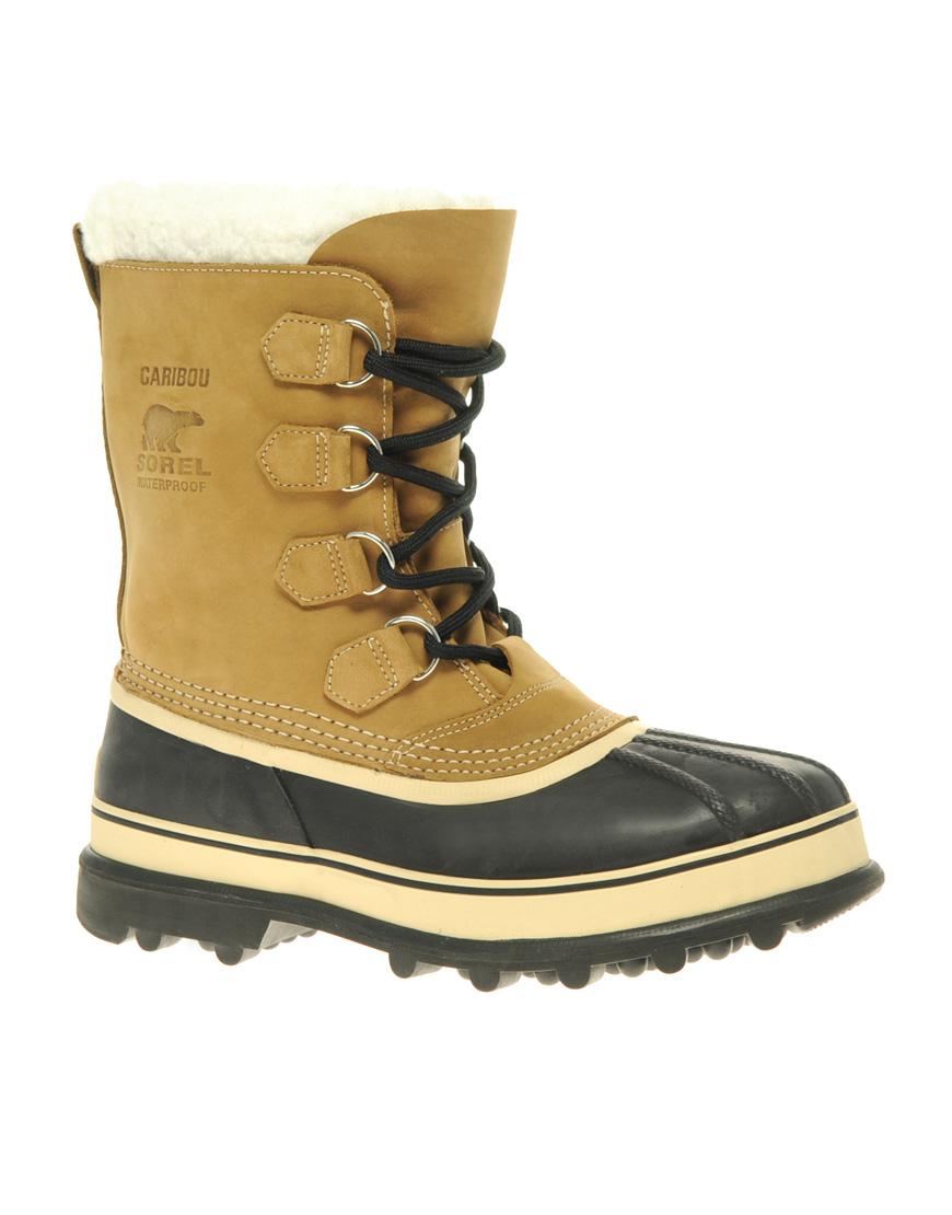 Sorel Mens Boots Cheyanne Duck Boot