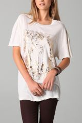 Wildfox Glastonbury Tee - Lyst