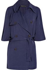 Elizabeth And James Bogart Twill Trench Coat - Lyst
