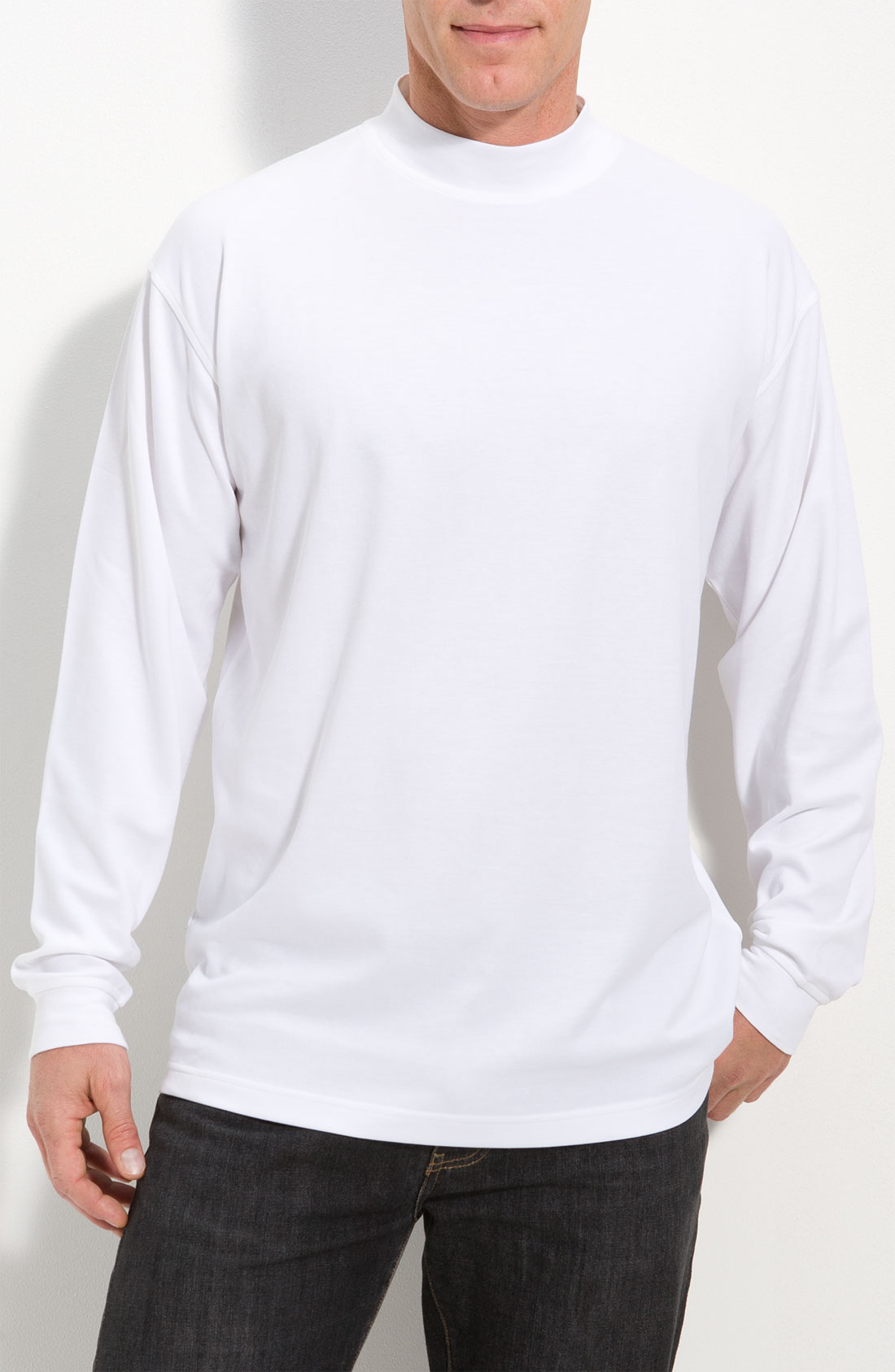 Lone Cypress Pebble Beach Long Sleeve Shirt in White for ...