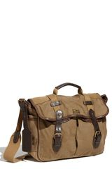 Polo Ralph Lauren Classic Canvas Messenger Bag - Lyst