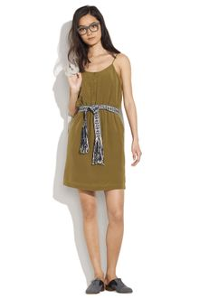Madewell Midsummer Dress - Lyst