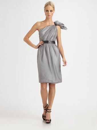 Calulla Lillibelle Silk Organza Dress - Lyst