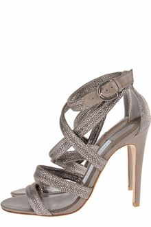 Camilla Skovgaard Strappy Stiletto Sandals - Lyst