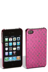 Marc By Marc Jacobs Metallic Stardust Iphone 4 & 4s Cover - Lyst