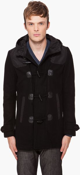 Diesel Hooded Wasket Jacket - Lyst