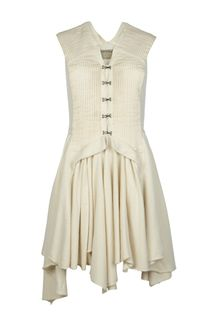 AllSaints Partha Dress - Lyst