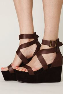 Free People Fortuna Platform - Lyst