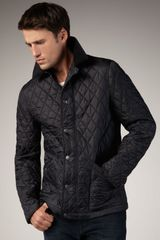 Burberry Brit Classic Quilted Jacket - Lyst