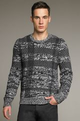 Burberry Mega-check Sweater - Lyst