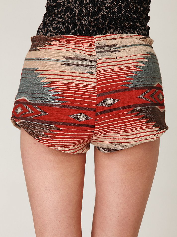 Lyst Free People Margarita Shorts In Red