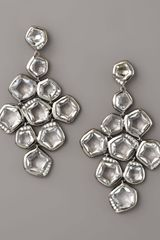 Ippolita Quartz & Diamond Cascade Earrings - Lyst