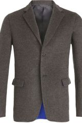 Jil Sander Double Face 2-button Sportcoat - Lyst