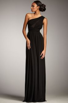 Robert Rodriguez Black Label Lisa One-shoulder Gown - Lyst