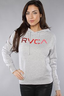 RVCA The Rvca Multi Pullover in Gray Heather - Lyst
