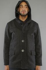 Spiewak The Grant Deck Parka in Navy in Blue for Men (navy) - Lyst