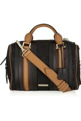 Burberry Prorsum Nevinson Leather Bowling Bag - Lyst