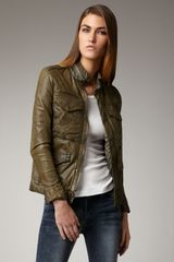 Joe's Jeans Jerome Leather Jacket - Lyst