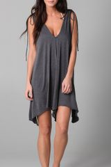 Josa Tulum Cross Cover Up Dress - Lyst