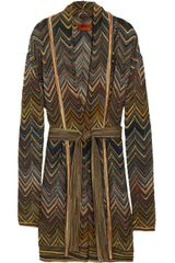 Missoni Eugenia Open-knit Cardigan - Lyst