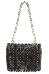 Paco Rabanne Le 69 Stingray Chainmail Bag - Lyst