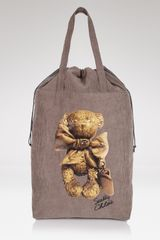 See By Chloé Teddy Bear Tote - Lyst