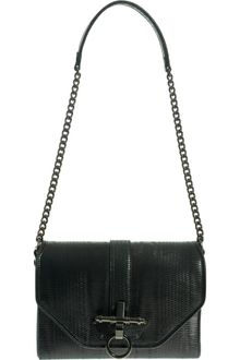 Givenchy Leather Obsedia Bag with Chain Strap - Lyst