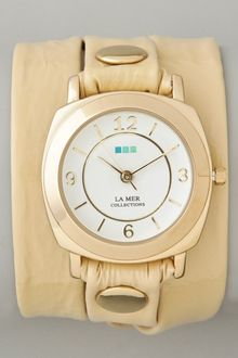 La Mer Collections Odyssey Wrap Watch - Lyst