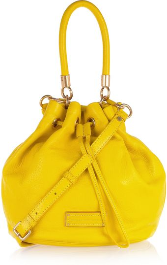 Marc By Marc Jacobs Too Hot To Handle Leather Bucket Bag - Lyst