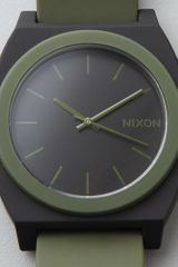 Nixon Time Teller P Watch in Black - Lyst