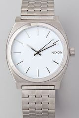 Nixon Oversized Time Teller Watch - Lyst