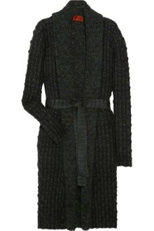 Missoni Alessandra Wool-blend Cardi Coat - Lyst