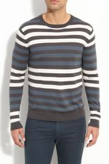 Marc By Marc Jacobs Silk Blend Trim Fit Sweater - Lyst