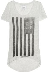 Zoe Karssen No Love Lost Jersey T-shirt - Lyst