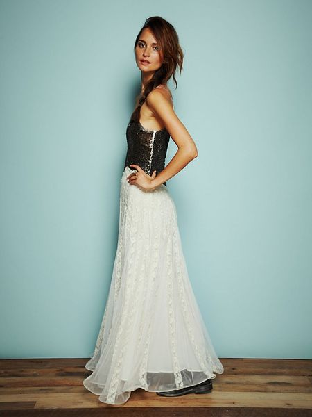 Free People Kristins Limited Edition Glamour Dress In