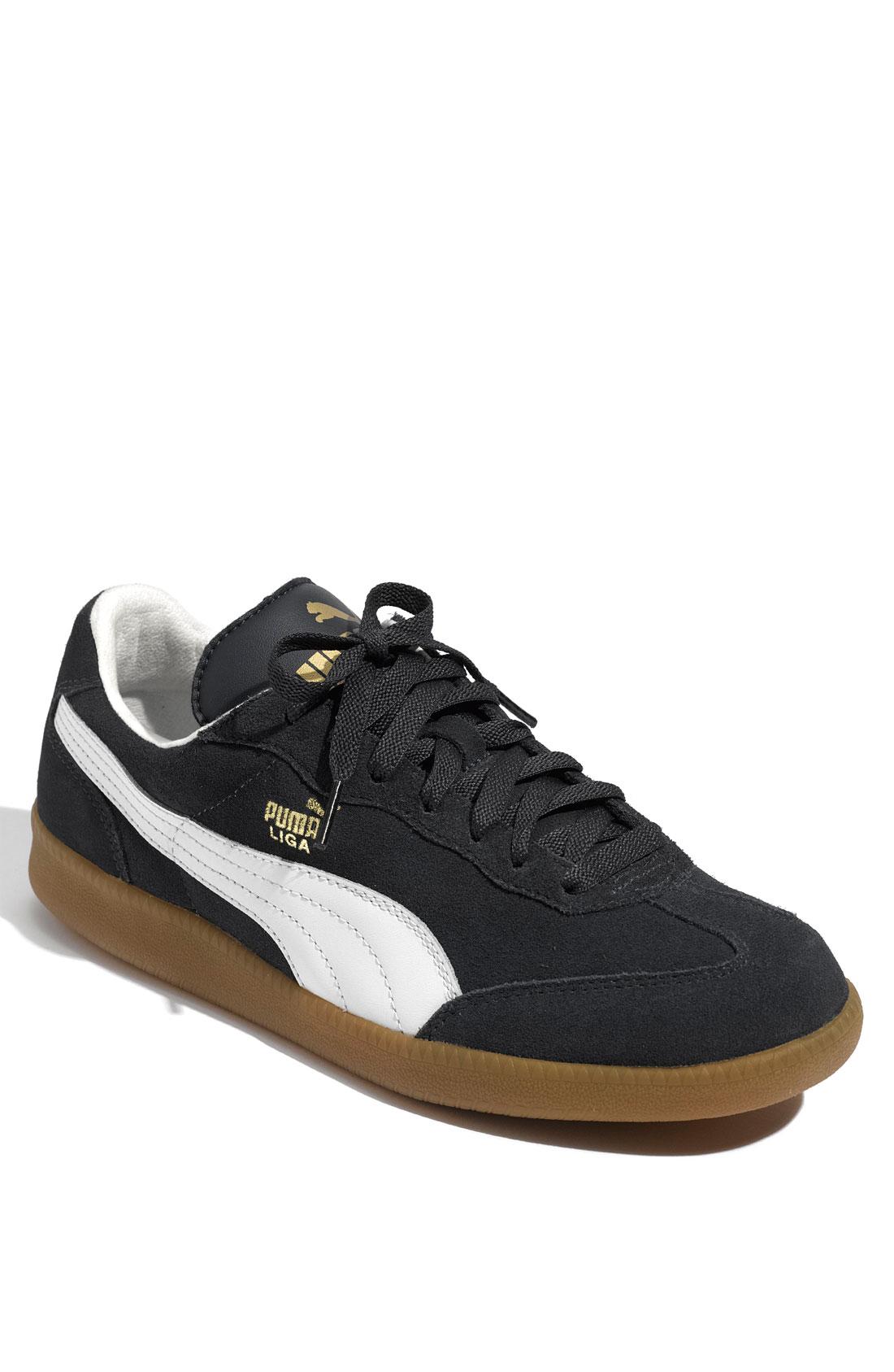 Puma Liga Suede Ii Sneaker In Blue For Men New Navy