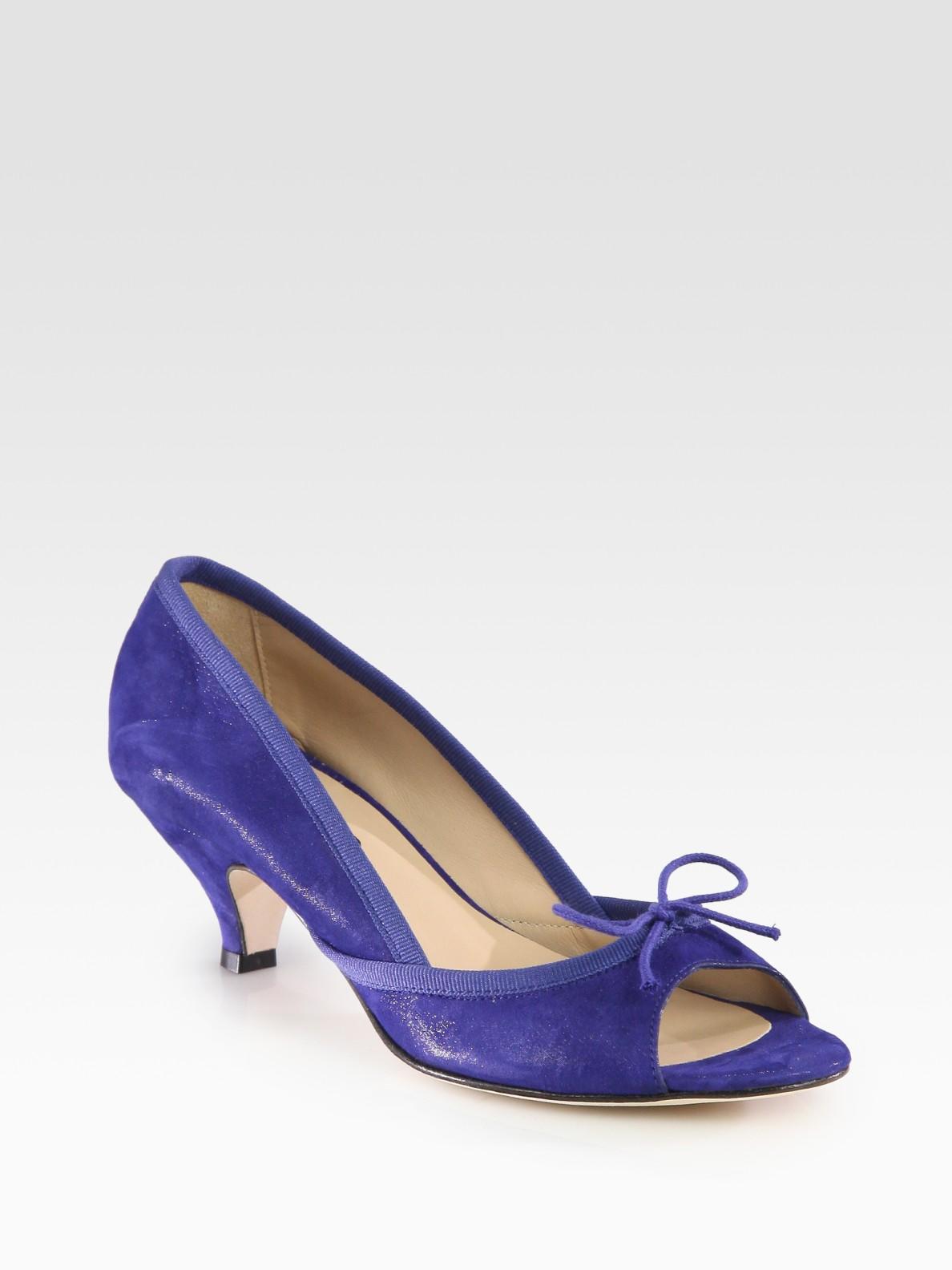 Horizon Blue Wedding Shoes - Wedding Shoes