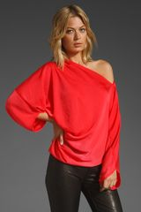 Rory Beca Cannes Off The Shoulder Top - Lyst